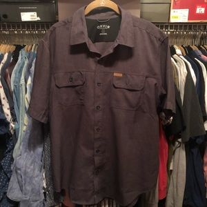 Short sleeve Orvis button up